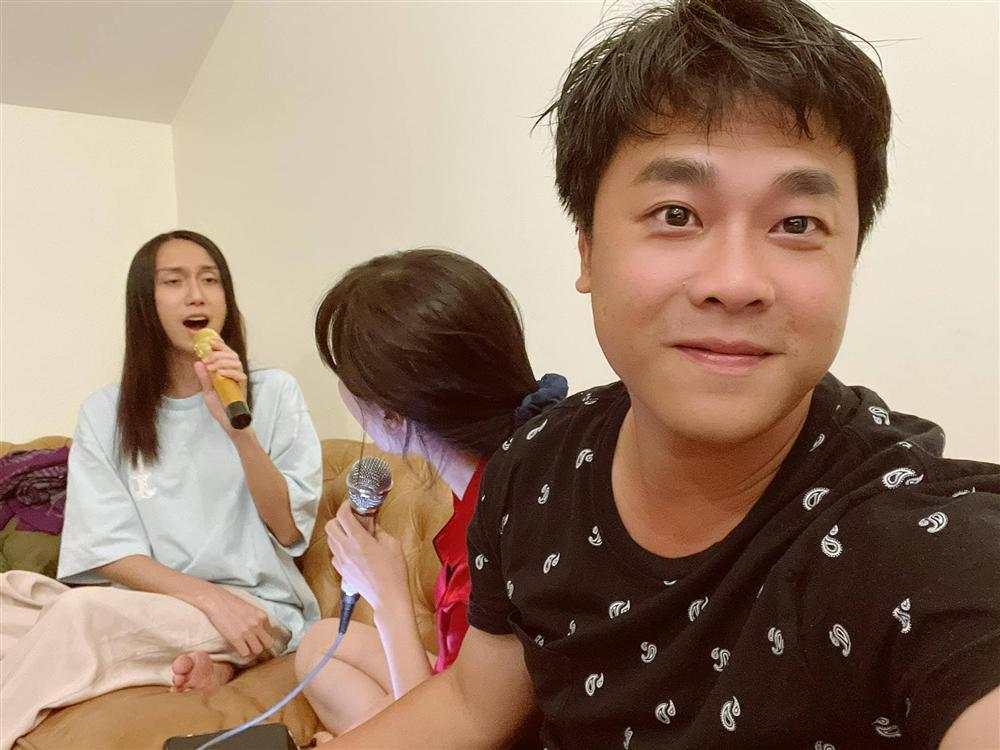 Bạn trai Hòa Minzy công khai gọi Lynk Lee là em yêu-4