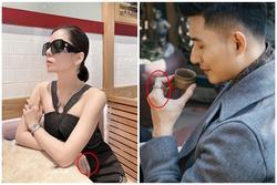 Hết bị soi đeo nhẫn đôi, Lệ Quyên còn gọi Lâm Bảo Châu là 'vợ chồng, tình nhân'