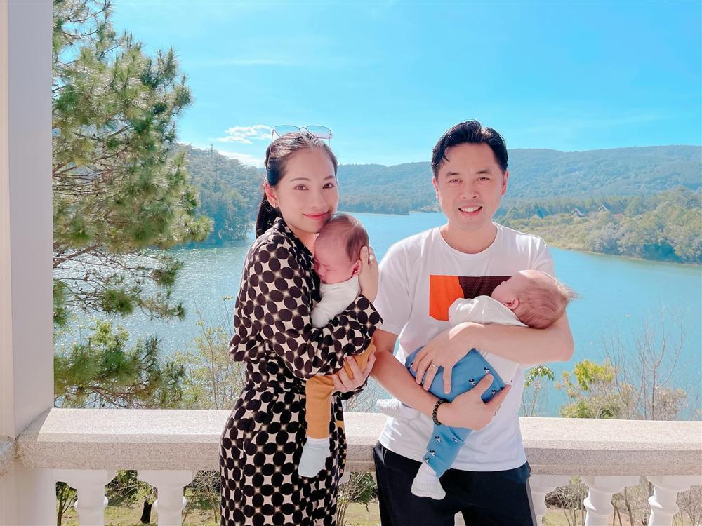 Đọ dáng mỹ nhân Việt sau hơn 3 tháng sinh con-10