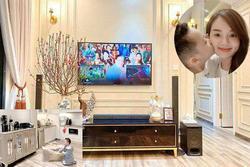 Ly Kute hé lộ mọi ngóc ngách trong căn hộ bạc tỷ sống cùng con trai ở Hà Nội