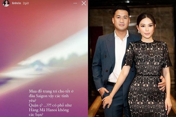 Tết các chị đẹp: Huyền Baby đi làm đẹp, Linh Rin ăn Tết ở Sài Gòn với Phillip Nguyễn?-2