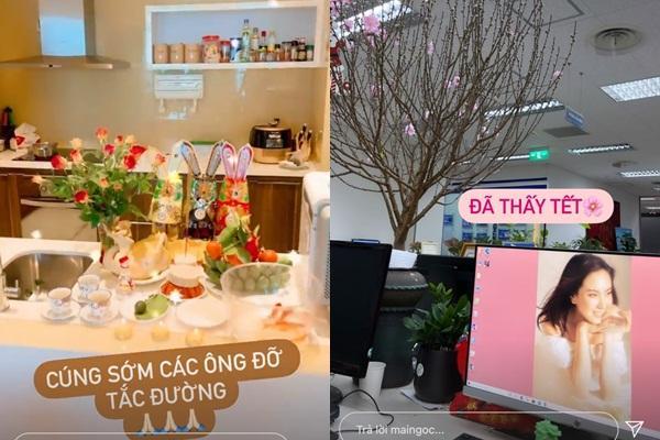 Tết các chị đẹp: Huyền Baby đi làm đẹp, Linh Rin ăn Tết ở Sài Gòn với Phillip Nguyễn?-4