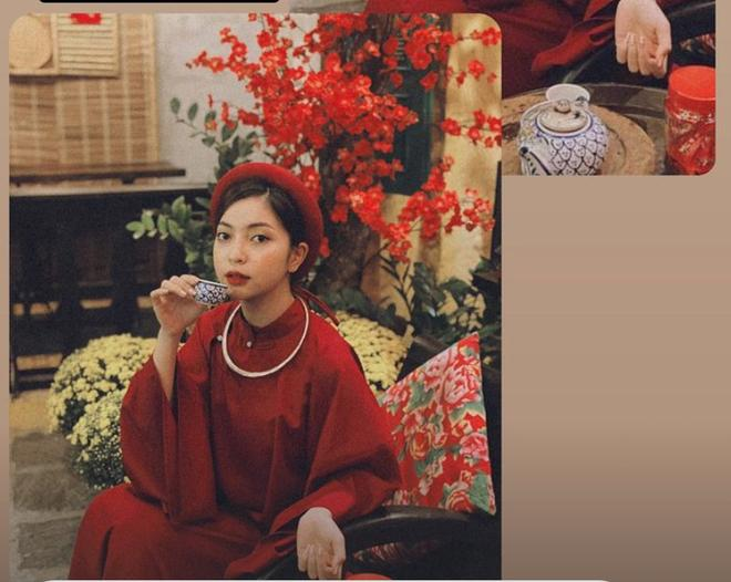 Tết các chị đẹp: Huyền Baby đi làm đẹp, Linh Rin ăn Tết ở Sài Gòn với Phillip Nguyễn?-5