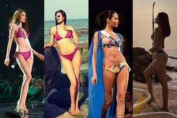 Phạm Hương, H'Hen Niê, Hoàng Thùy mặc bikini Miss Universe: Ai là 'đỉnh của chóp'?