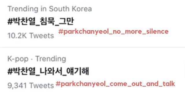 Netizens mất kiên nhẫn gọi hồn Chanyeol giải thích về scandal tra nam-3