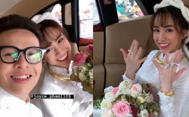 Cận Tết, con gái Minh Nhựa chơi lớn tậu siêu xe hơn 7 tỷ đồng-1