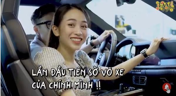 Cận Tết, con gái Minh Nhựa chơi lớn tậu siêu xe hơn 7 tỷ đồng-4