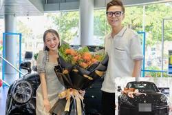 Cận Tết, con gái Minh Nhựa chơi lớn tậu siêu xe hơn 7 tỷ đồng