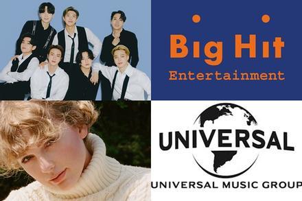Big Hit bắt tay Universal Music Group, ngày tề tựu các ngôi sao thế giới không còn xa