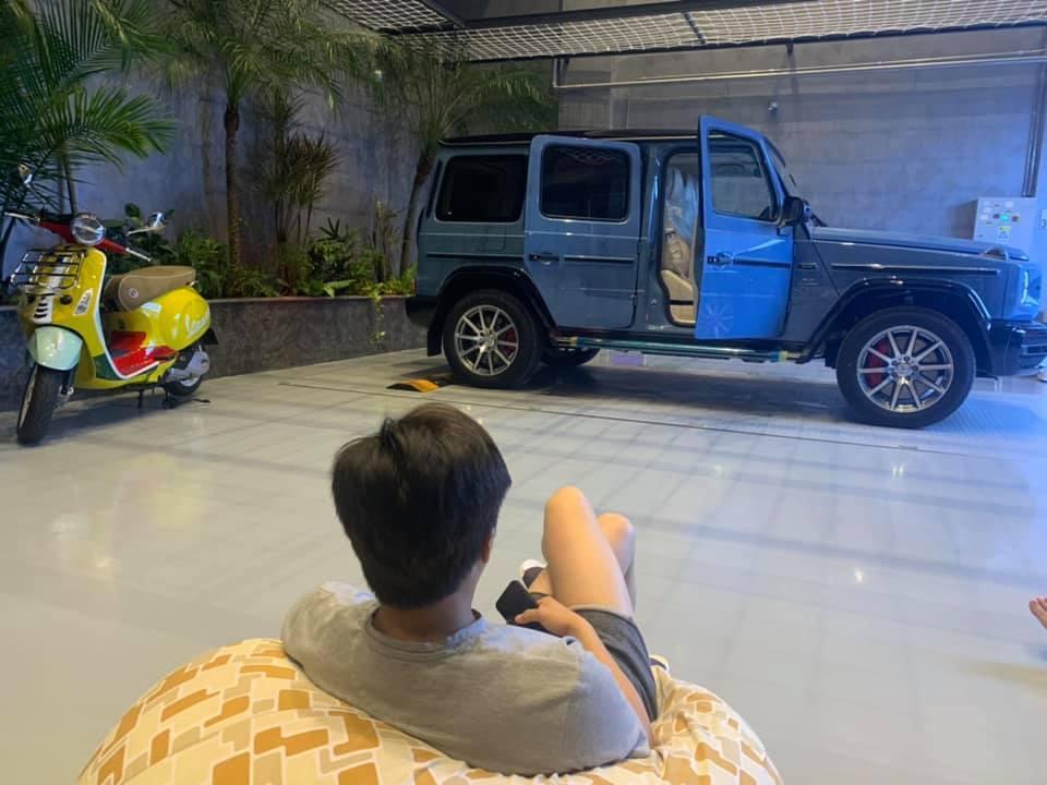 Cường Đô La tặng siêu xe độc bản cho Đàm Thu Trang: Xỉu ngang với giá bán-6