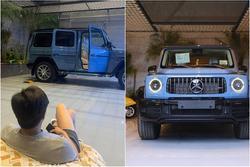 Cường Đô La tặng siêu xe độc bản cho Đàm Thu Trang: 'Xỉu ngang' với giá bán
