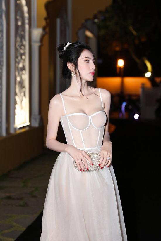 Thủy Tiên - Hari Won sắc vóc ngày càng lên hương sau khi lấy chồng-3