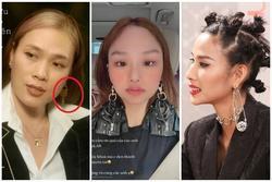 Miu Lê - Mỹ Tâm - Tóc Tiên: 'Team' chịu nặng để đeo khuyên tai độc đáo