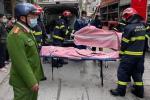 Vụ cháy 4 người tử vong ở Hà Nội: Người thân chết lặng tại nhà tang lễ-8