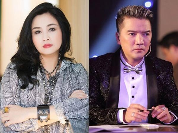 Đàm Vĩnh Hưng tuyên bố xóa bỏ hiềm khích với Thanh Lam-7