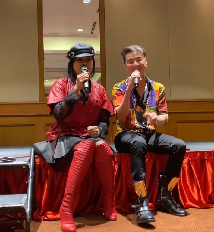 Đàm Vĩnh Hưng tuyên bố xóa bỏ hiềm khích với Thanh Lam-4