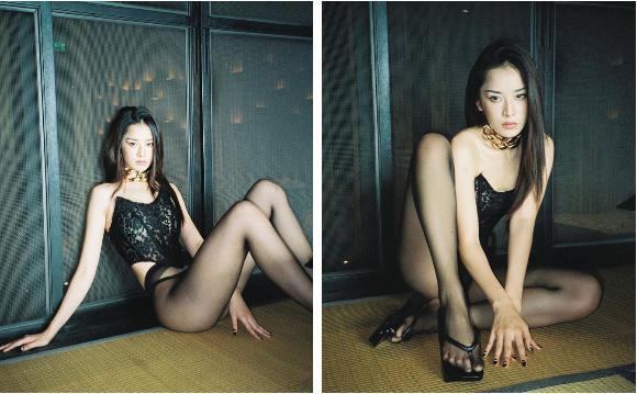 Cùng là sexy hở bạo, Chi Pu lúc đẹp ma mị, lúc gây tranh cãi ở bộ ảnh mới nhất-3