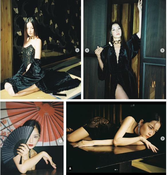 Cùng là sexy hở bạo, Chi Pu lúc đẹp ma mị, lúc gây tranh cãi ở bộ ảnh mới nhất-4