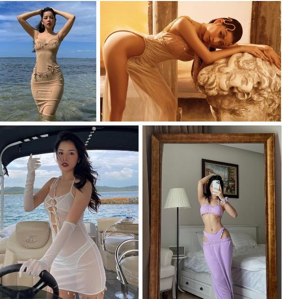 Cùng là sexy hở bạo, Chi Pu lúc đẹp ma mị, lúc gây tranh cãi ở bộ ảnh mới nhất-5