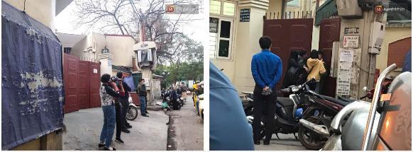 Vụ cháy 4 người tử vong ở Hà Nội: Người thân chết lặng tại nhà tang lễ-1