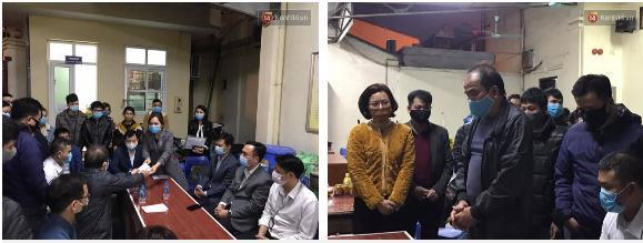 Vụ cháy 4 người tử vong ở Hà Nội: Người thân chết lặng tại nhà tang lễ-5