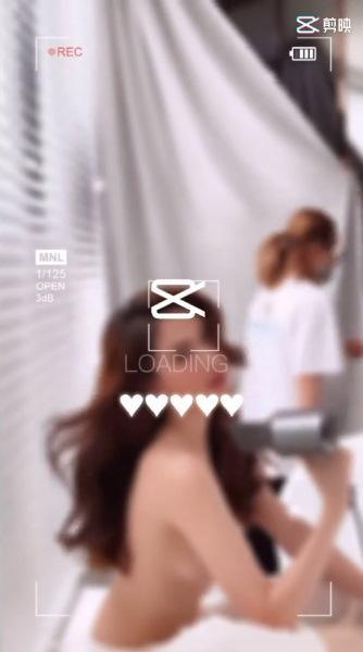 Ngọc Trinh bán nude tạo dáng với máy sấy tóc cực nóng bỏng-3