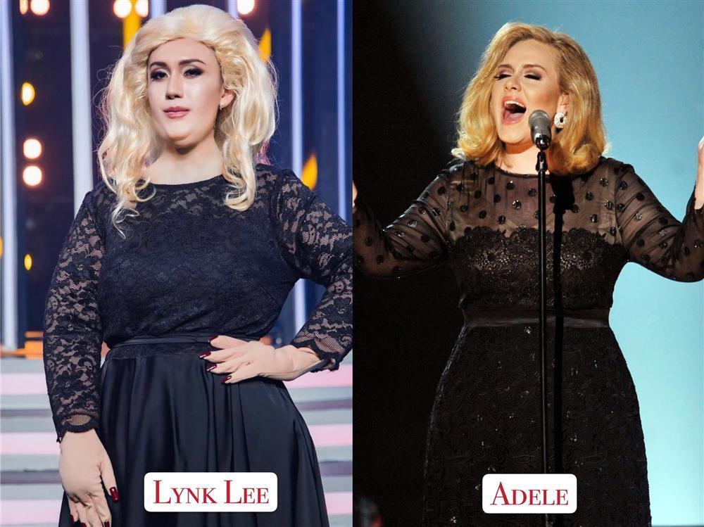 Thảm họa Lynk Lee ở Gương Mặt Thân Quen: Phiên bản lỗi Adele, Hà Hồ gây choáng-1