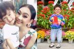 Ngoại hình con trai hơn 2 tuổi của Lâm Khánh Chi