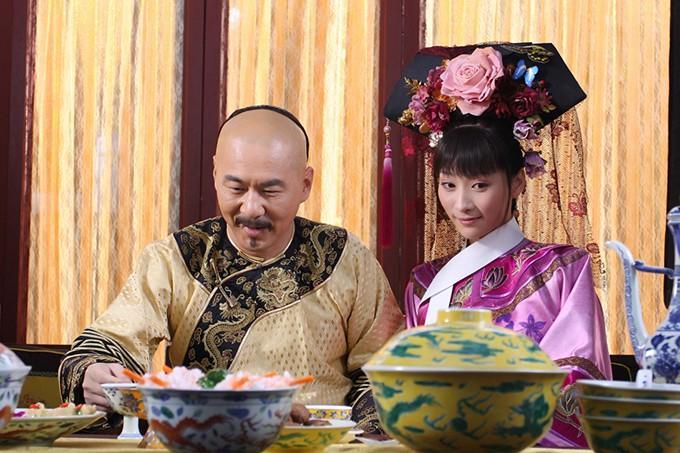 Triệu Lệ Dĩnh, Lưu Đức Hoa ám ảnh vì phải ăn đồ giả, ôi thiu-7