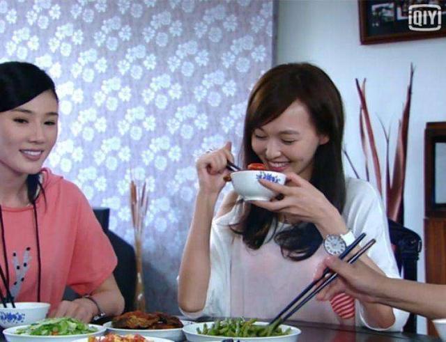 Triệu Lệ Dĩnh, Lưu Đức Hoa ám ảnh vì phải ăn đồ giả, ôi thiu-4