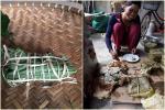 Cô gái trổ tài làm mứt dừa đón Tết, kết quả nhiều người đoán là khúc gỗ hoặc bánh đa-3