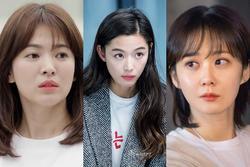 Sự trở lại của 5 mỹ nhân hàng đầu màn ảnh xứ Kim chi năm 2021