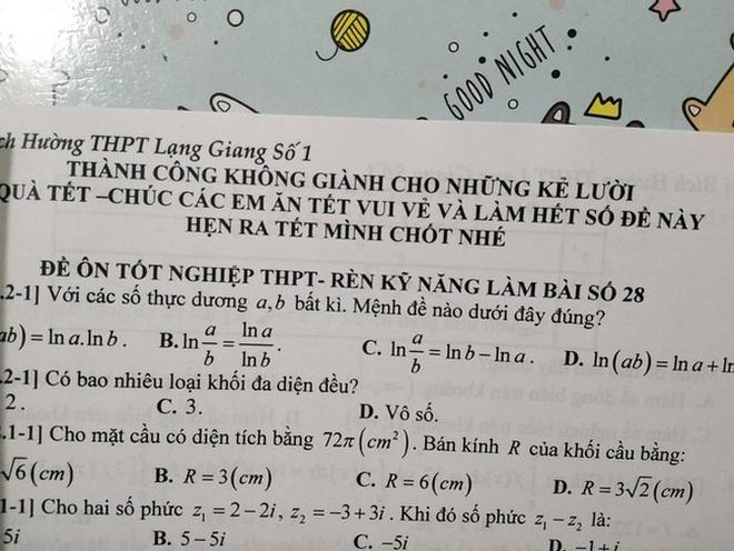 Cô giáo giao liền 6 bài tập Tết nhưng vẫn khiến học trò rần rần xin thêm-3