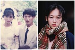 Ảnh cưới xuất sắc của bố mẹ ngày xưa, bảo sao con gái lại được cả báo Trung khen xinh!