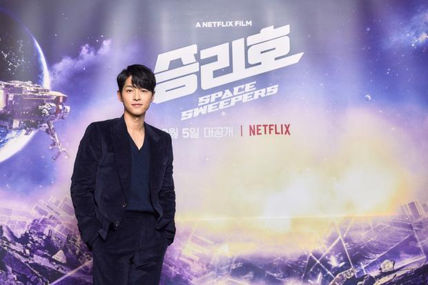 Song Joong Ki: Mỹ nam tuổi Sửu sự nghiệp chông chênh, ngoại hình xuống dốc kể từ khi ly hôn-10