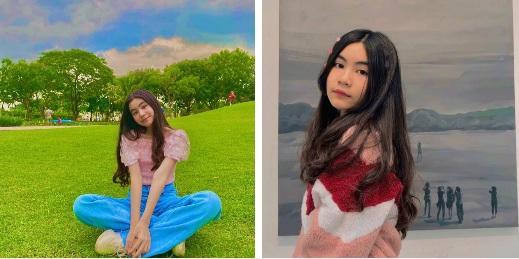 Hạt Dẻ - gái út 13 tuổi nhà Quyền Linh hé lộ chiều cao đáng ghen tị-4