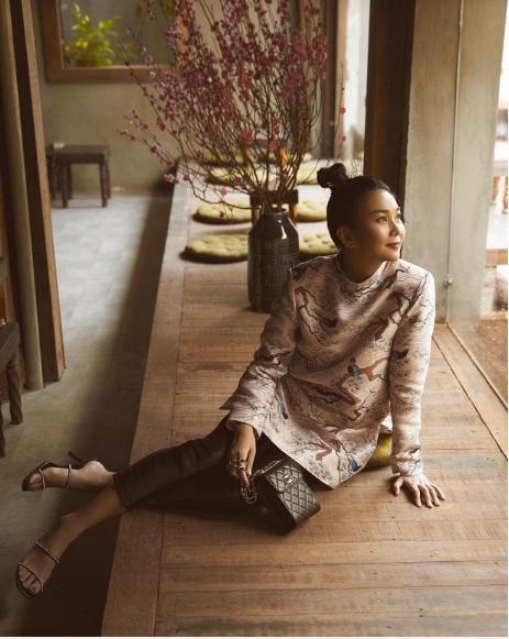 1001 sắc thái áo dài mỹ nhân Việt cận Tết, từ cách tân đến truyền thống đều có đủ-1