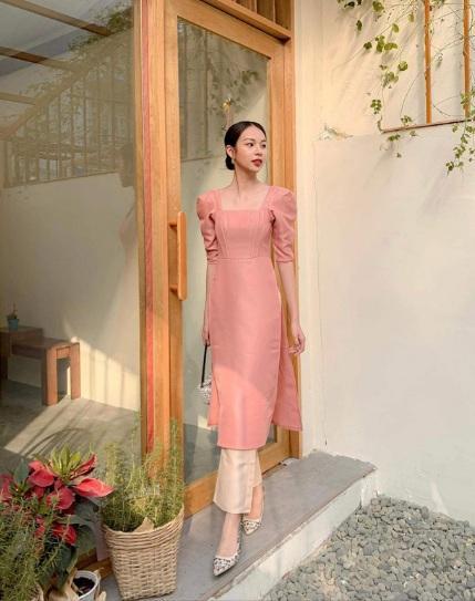 1001 sắc thái áo dài mỹ nhân Việt cận Tết, từ cách tân đến truyền thống đều có đủ-7