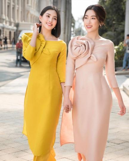 1001 sắc thái áo dài mỹ nhân Việt cận Tết, từ cách tân đến truyền thống đều có đủ-9