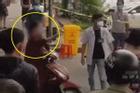 Người phụ nữ chống đối không đeo khẩu trang, đòi ra ngoài chung cư bị phong tỏa
