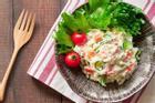Học làm salad khoai tây và trứng luộc