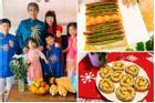 Thêm sắc màu mâm cơm ngày Tết với giò lụa ngũ sắc của mẹ Việt ở Nhật