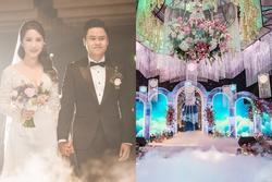 Phan Thành tung clip toàn cảnh siêu đám cưới 20 tỷ
