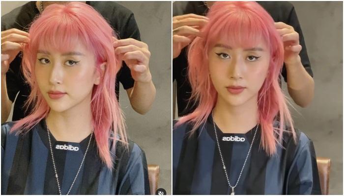 Quỳnh Anh Shyn đảo ngói đón Tết, netizen kêu trời vì tóc xơ như chổi xể-9