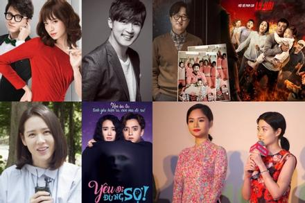 Dàn diễn viên và phim Việt được các ngôi sao Hàn Quốc 'khen lấy khen để'