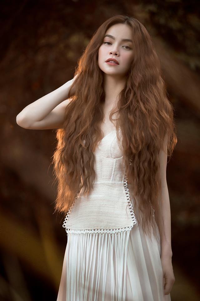 Hồ Ngọc Hà hễ để tóc xoăn là khí chất ngời ngời-6