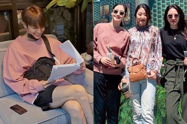 Thêm bằng chứng Lee Min Ho hẹn hò Kim Go Eun-5