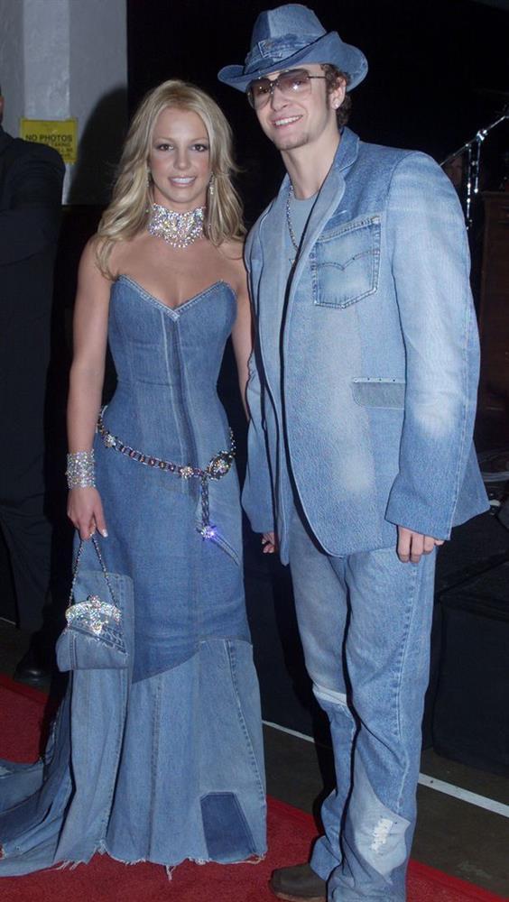 Britney không oán hận Justin Timberlake-1