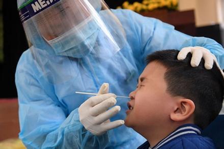 Gia Lai phát hiện bé 6 tuổi ngoài cộng đồng dương tính với Covid-19, nâng tổng số lên 22 ca