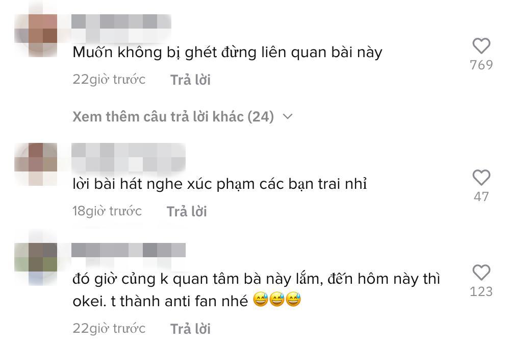 Đỗ Nhật Hà từ được thích trở thành bị ghét khi cover bài hát nhảm của Phí Phương Anh-3